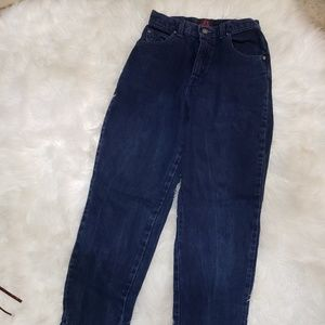 Vintage Sasson high waisted mom jeans